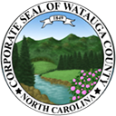 Logo for Watauga County