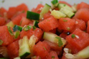 Minted Watermelon