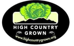 High Country Grown Logo
