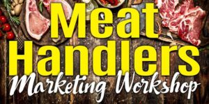 Meat Handler's Marketing Workshop