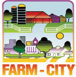 Farm-City logo