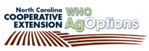NC Cooperative Extension WNC AgOptions Logo