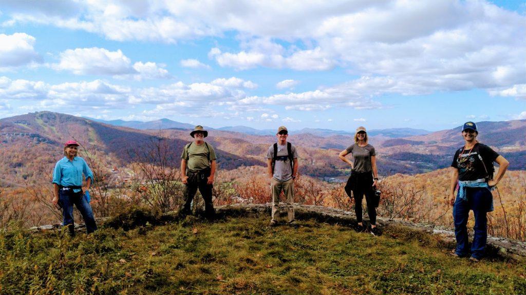 Peak Mountain Vista