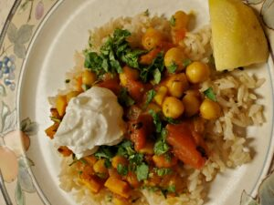 Cover photo for Yummy Indian-Inspired Chana Masala!